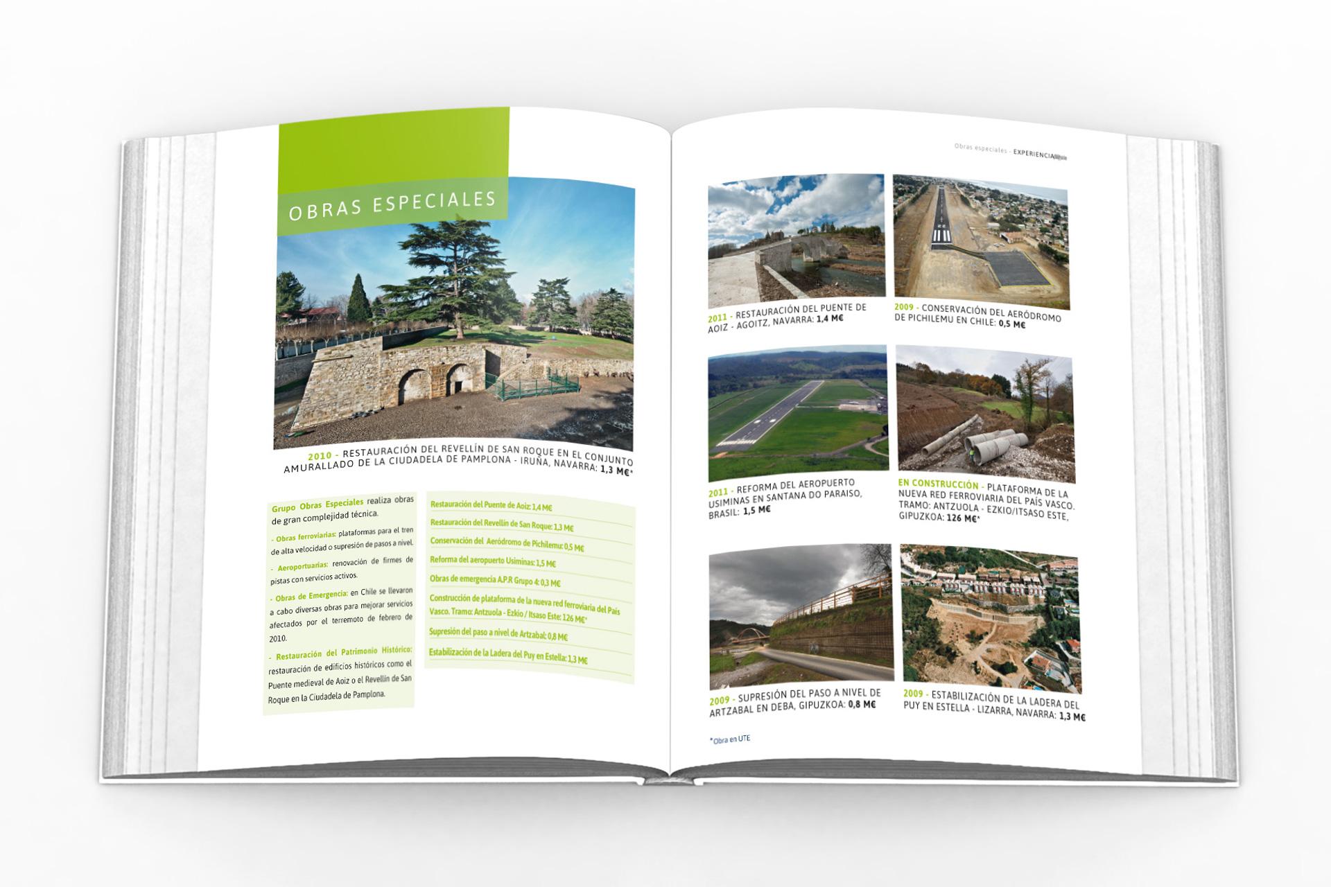 memoria anual grupo obras especiales 2011