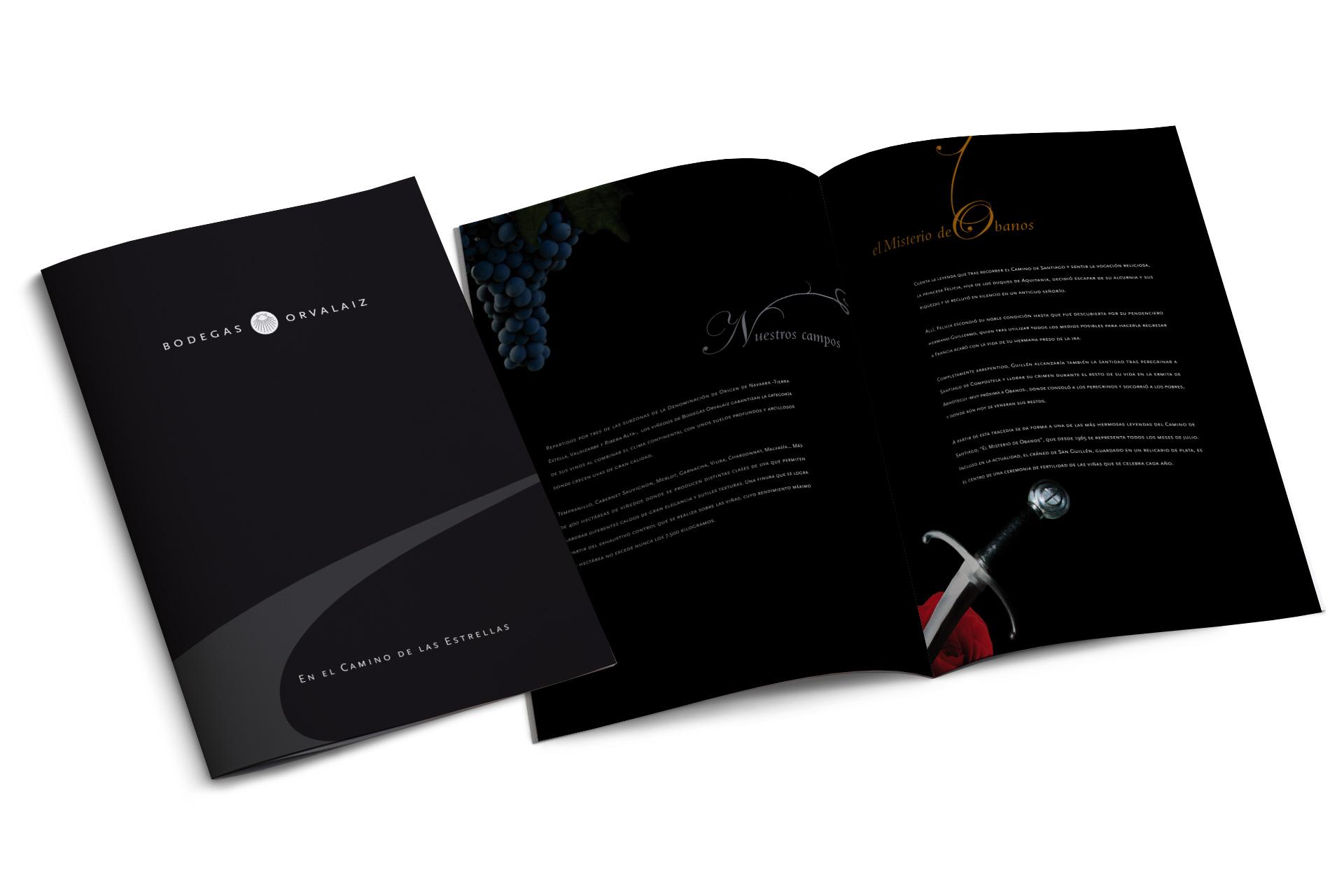 Catálogo de Orvalaiz