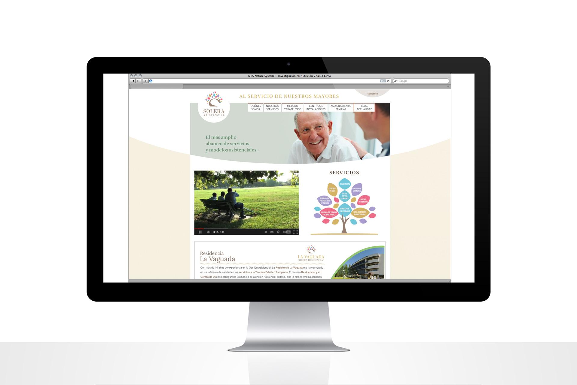 web solera asistencial