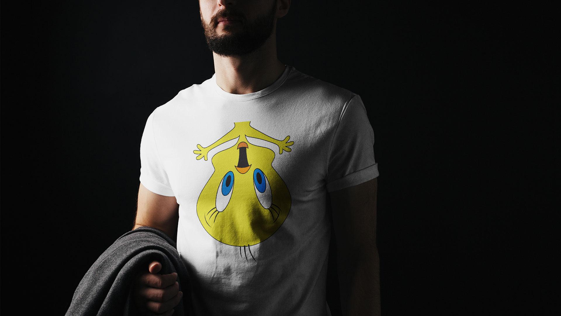 Camiseta Airbag