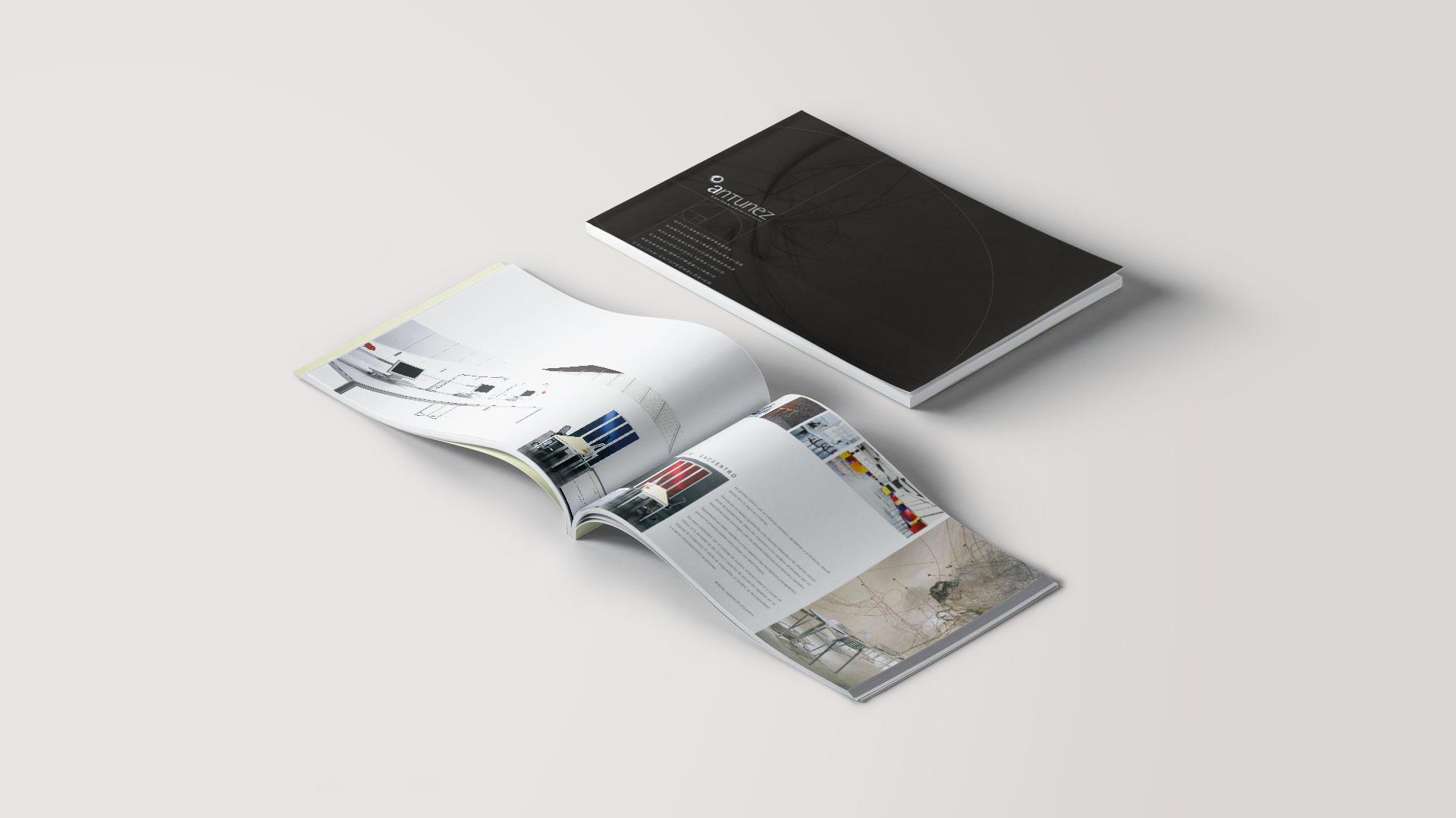 Catálogo Antúnez