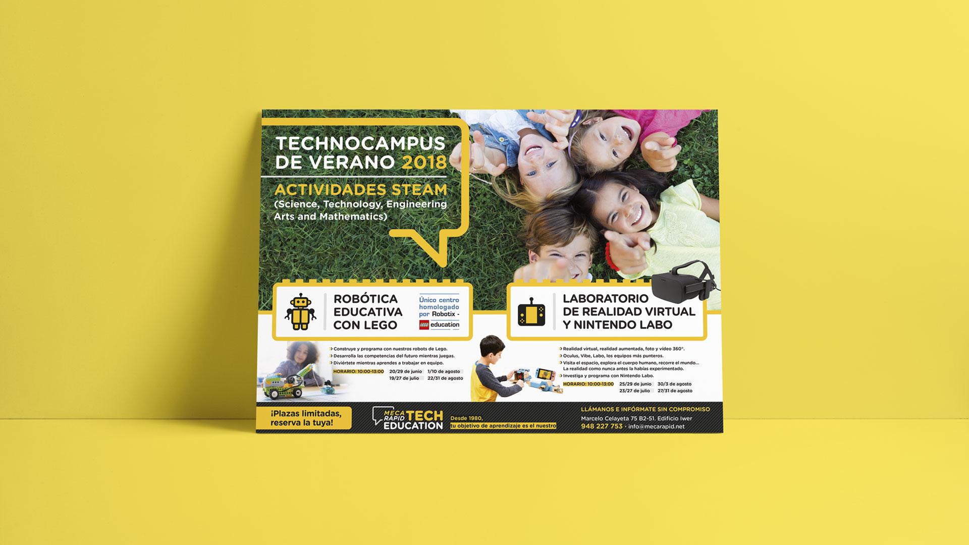 Techo education